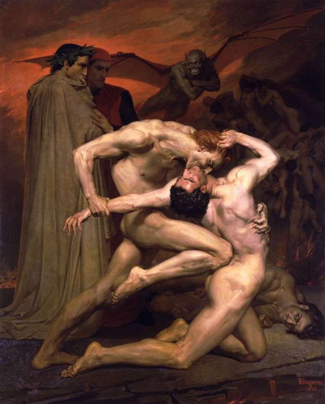 dante-et-virgile-en-enfer-william-bouguereau
