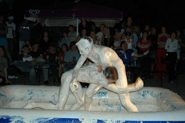 nude male mud wrestling photos