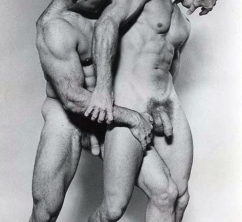 vintage hommes nus