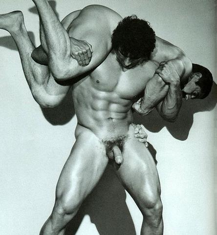 vintage-lutteurs
